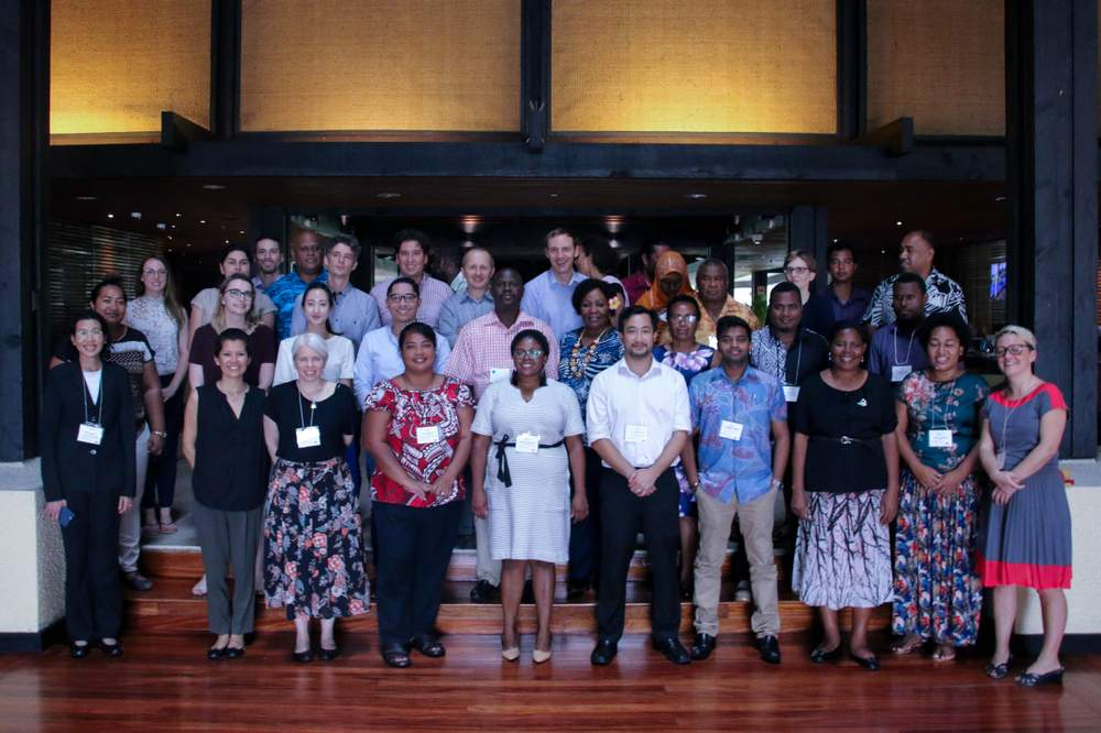 Representatives from more than 25 different countries meet in Fiji for the Targeted Topics Forum, co-hosted by the Government of the Republic of Fiji and the NAP Global Network.