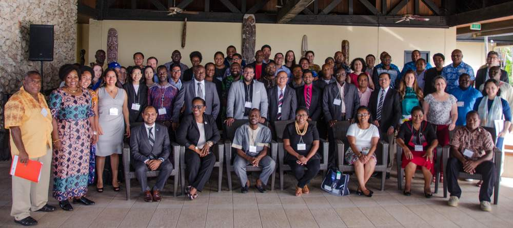 Representatives from 21 countries meet in Fiji for the Targeted Topics Forum, co-hosted by the Government of the Republic of Fiji and the NAP Global Network.