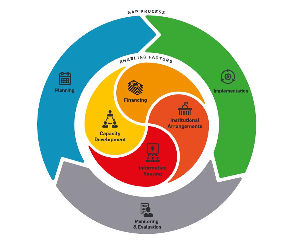 national adaptation plan process - nap global network